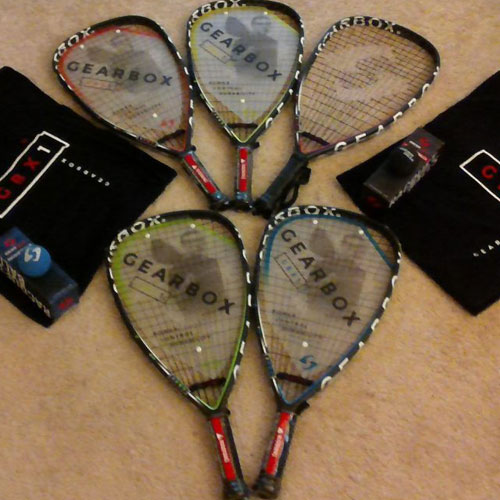 Racquetball Supplies